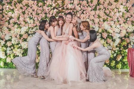 婚禮紀錄|寒舍艾麗| Rayn&Ally的春天花園