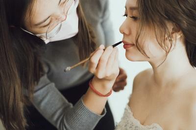 仙女製造機新秘 - 黃寶妮 Bony\'s make up...