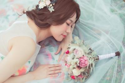 美美的婚紗毛片出來囉~~君川&mimi