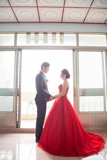 婚禮紀錄WEDDING | 台南自宅 | 幸運草攝影工坊