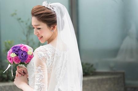 新娘首選~白紗迎娶造型