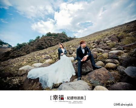 『自助婚紗』美好旅程