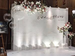 【美式白淨】客製化婚禮