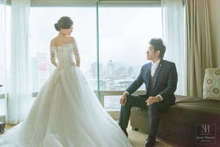結婚午宴@水源會館玫瑰廳