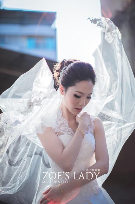 佐伊小姐-新娘TINA