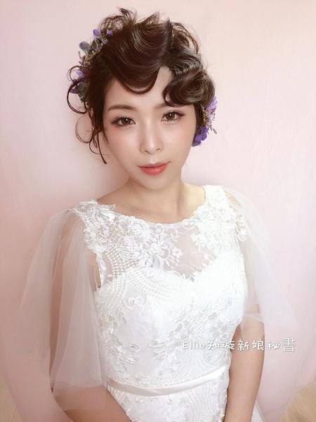 Wedding復古仙仙造型