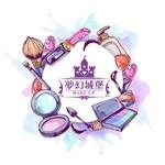 夢幻城堡彩妝造型團隊