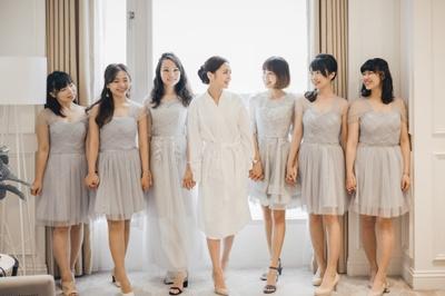 永恆的燦爛瞬間。Han婚紗影像工作室