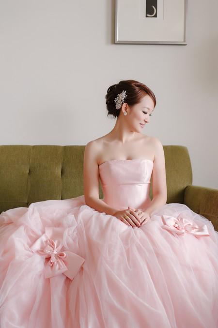 Bride~家玲 時尚與文靜甜美