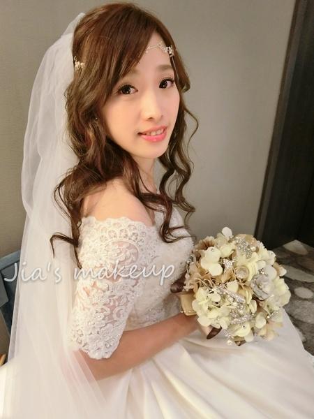饅頭爸新秘團隊-宜佳❤玉婷結婚