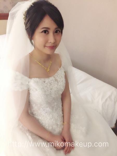 水汪汪新娘