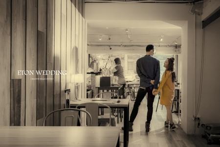愛的定情地-CROSS CAFE