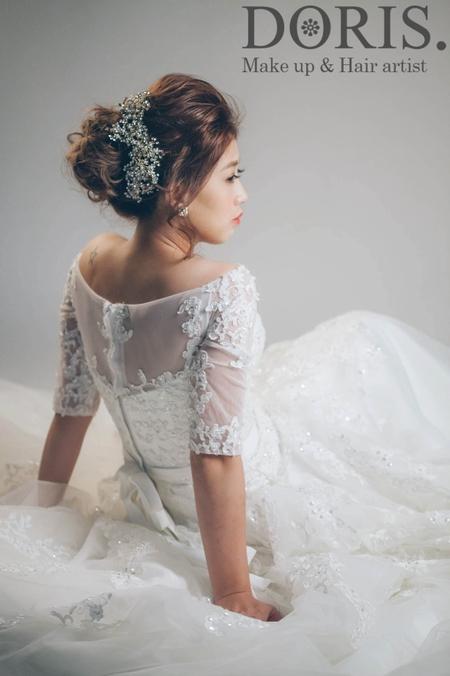 商業婚紗棚拍造型