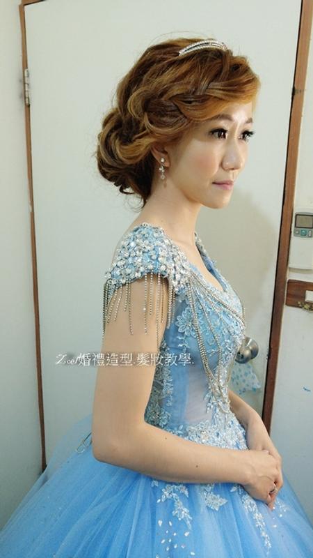 Zoe幸福新娘~慧(訂婚宴造型)