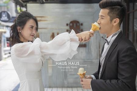 ▴韓國新娘來台指定推薦 ♥ 炫貞 | HAUS HAUS | 客照
