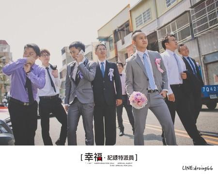 【婚禮記錄】- 絕地任務 出發!民權晶宴