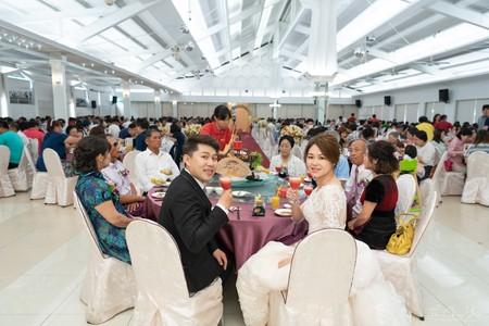 婚禮紀錄WEDDING | 善化大成庭園餐廳-玉山聽  | 幸運草攝影工坊