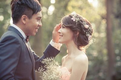 我的超韓風+歐風婚紗照