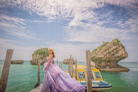 『2015 海外婚紗』沖繩 自然清新有愛風