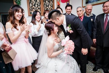 邊哭邊笑的婚禮/台東享溫馨喜宴會館