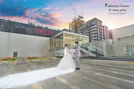 齊勳&嬿玲 [新莊典華婚宴會館]