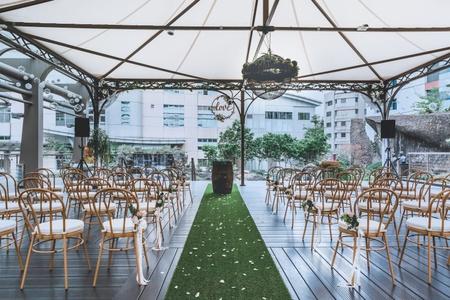 【場地】戶外證婚儀式