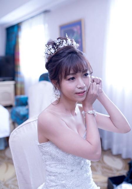 新娘 Young-結 歐華酒店(白紗)