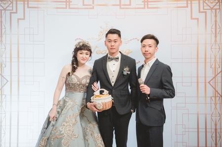 小明 婚禮新人記錄