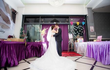 [婚禮攝影] 柏培&宜珊 / 訂婚 / 花漾千禧海鮮婚宴會館