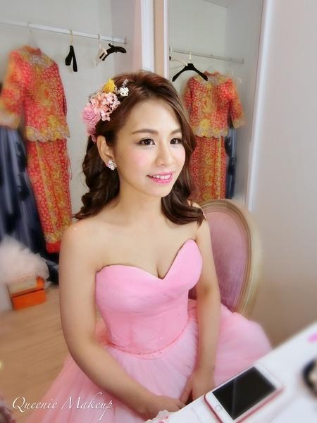 明星臉夏雨喬 粉紅泡泡甜美系公主