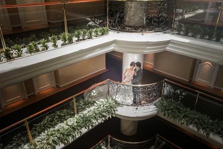 |婚禮紀實 |輿翔+麗娘|台北歐華酒店|
