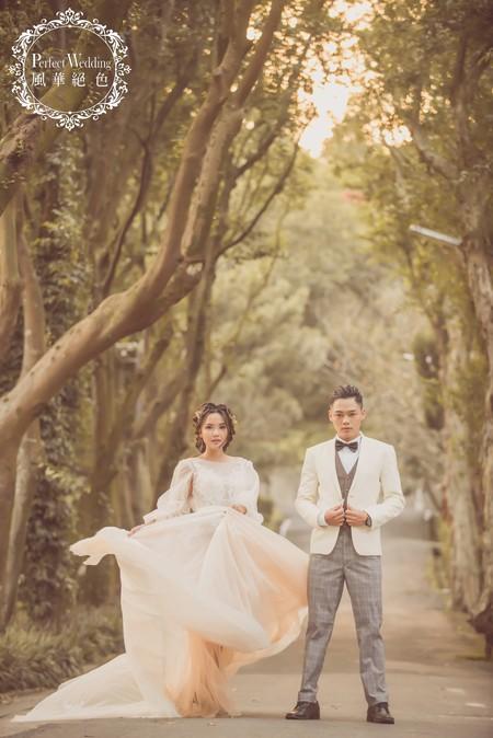 ❤️客照分享 雨臻 -風華絕色婚紗攝影