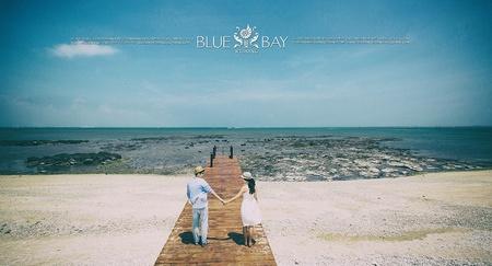 九月澎湖新人作品-BLUE BAY 蔚藍海岸