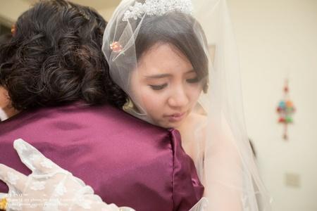 婚禮紀錄WEDDING | 台南永康自宅| 幸運草攝影工坊