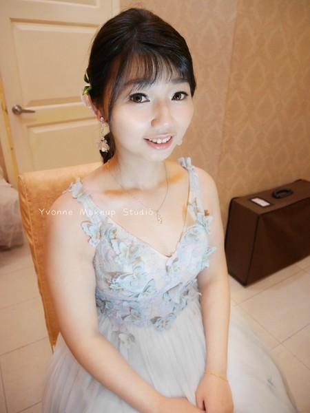 清新日系娃娃新娘