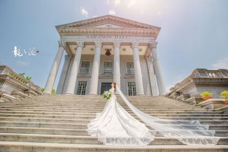 | 大同大學 自來水博物館 • 風格婚紗攝影 |
