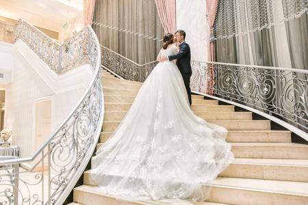 婚禮必拍類婚紗/海洋莊園