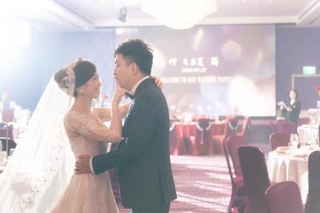 仲又芝筠 迎娶晚宴@雅悅會館
