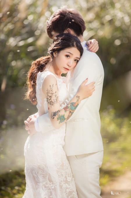 | 新竹苗栗外拍秘境景點推薦 • 刺青個性婚紗 |