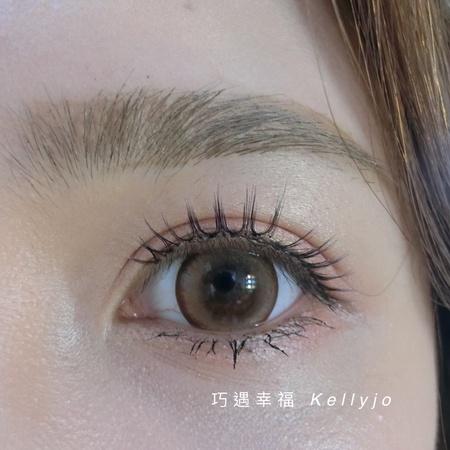 很美的眼睛特寫