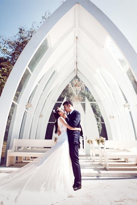 戶外證婚紀錄|瑪莉米之丘|Inge Studio英格影像