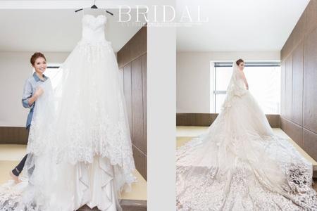 婚禮紀錄WEDDING | 台南東東華平囍嫁館-東儷廳 | 幸運草攝影工坊