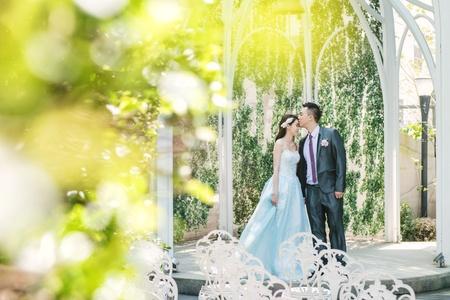 讓婚禮紀錄像再拍一次婚紗/新竹晶宴