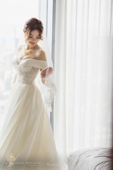 Wedding Day Makeup / Erin