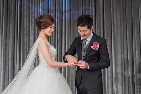 婚攝 小黑&小潔 婚禮紀錄@寒舍艾美酒店