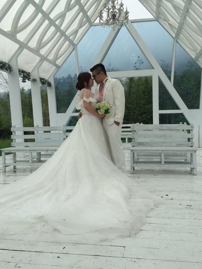 推!桃園J2超美的婚紗