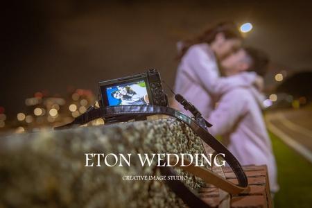 『幸福,回憶』伊頓台北婚紗客照分享