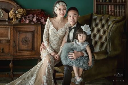 Steven 武少/Pre-Wedding /親子婚紗