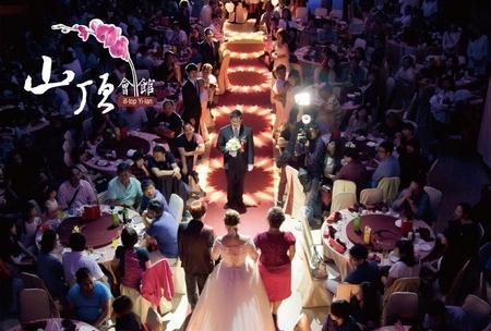 婚宴活動照片