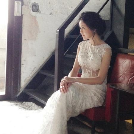 Angel / 自助婚紗妝髮